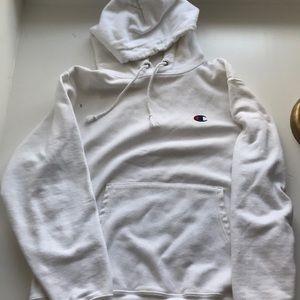 Reverse weave Champion hoodie